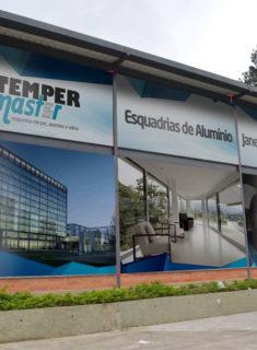 Fábrica de Esquadrias de PVC no RJ – Tempermaster, Petrópolis
